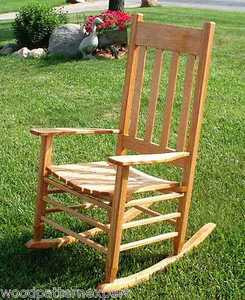 Rocking Chair Paper Patterns Build For Front Porch Like A Expert