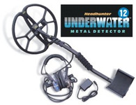 "Headhunter Underwater 12"" NEL Coil Metal Detector"