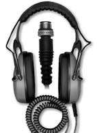 DetectorPro Gray Ghost Underwater Amphibian II Headphones for Minelab CTX 3030