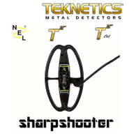 NEL 9.5 x 5.5 inch DD Sharpshooter Coils for Teknetics T2/T2 Ltd