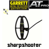 NEL 9.5 x 5.5 inch DD Sharpshooter Coils for Garrett AT Pro