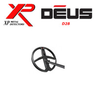 "XP DEUS 11"" Round Waterproof DD Search Coil"