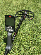 DETECT-ED Black LS Carbon Shaft (upper) for Minelab Equinox