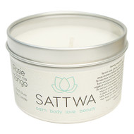 Sattwa Skincare Soy Candles - Rosie Does the Tango