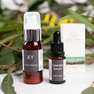 Essential Serum & XY Day/Night Moisturiser - perfect for all skin types, maturing skin.