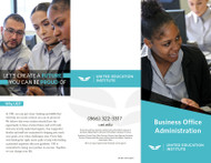 UEI - Business Office Administration- Brochure