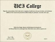 UEI College Diploma