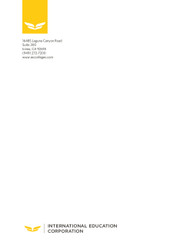 IEC - Letterheads