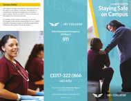 UEIC - Campus Safety - Trifold