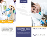 USC - Veterinary Assistant - Brochure