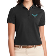 UEI - Polo - D1L500 Ladies Silk