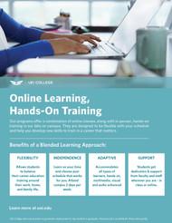 UEIC-Hybrid Blended Learning Flyer