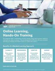 UEII-Hybrid Blended Learning -Flyer