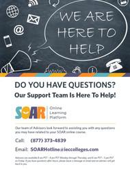 SOAR Helpline-Flyer
