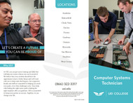 UEIC - Computer Systems Technician - Brochure