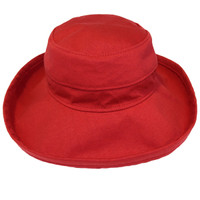 Berry Cotton - Wide Brim - The Noosa Hat