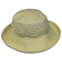 Natural Hemp - Short Brim - The Noosa Hat