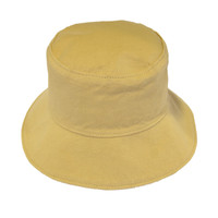Bucket Hat | Navy / Camel | Cotton