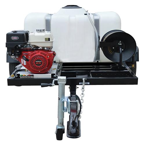 SIMPSON 95000 3200 PSI Pressure Washer Trailer