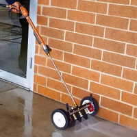 TriKleener Deluxe Pressure Water Broom
