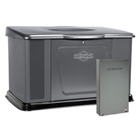 Briggs & Stratton 40394 20kW with 100Amp SED (Service Entrance Disconnect) Whole House Symphony II ATS