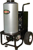 SIMPSON MB1518 Mini Brute 1500 PSI @ 1.8 GPM, Hot Water Pressure Washer - TRIPLEX PUMP Electric 120V Motor