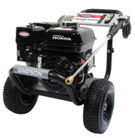 SIMPSON PS3228-S Powershot 3300 PSI @ 2.5 GPM, Gas Pressure Washer HONDA GX200 ENGINE