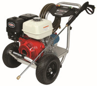 SIMPSON ALH3835 Aluminum 3800 PSI @ 3.5 GPM, Gas Pressure Washer HONDA GX270 ENGINE
