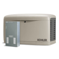 Kohler 14RESAL-100LC16 - Package with 16 Circuit Load Center ATS