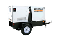 Generac MMG25 IF4 Mobile Towable Generator 6081