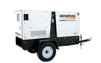 Generac MMG35DF4 Mobile Towable Generator