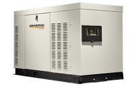 Generac RG02724 Protector Series Alum 27kW 1800RPM SCAQMD Compliant Standby Generator