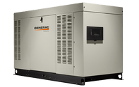 Generac RG04524AX Protector Series Aluminum 45kW 3600RPM (Not for sale in CA/MA) Standby Generator