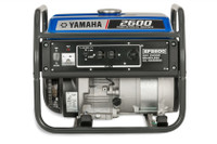 Yamaha EF2600 Watt Industrial Series Portable Generator