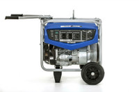 Yamaha EF7200D 7200 Watt Portable Industrial Series Generator Pull Start