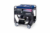 Yamaha EF12000DE 12,000 Watt Portable Industrial Series Generator Electric Start