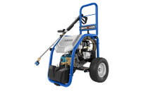 Yamaha PW3028 3000 PSI Pressure Washer IDLE DOWN Technoloy