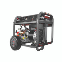 Briggs & Stratton 30552 7500 Watt Elite Series CARB Compliant Portable Generator Electric Start