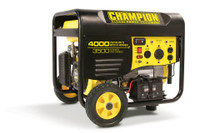 CHAMPION 46565 3500/4000 Watts - Portable Generator Remote Electric Start
