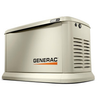 Generac Guardian 20kW Wi-Fi Home Standby Generator 7038 1ph Alum Enclosure