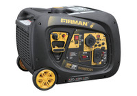Firman W03081 Portable Gas  3000/3300 Watt Inverter Generator