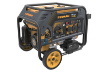 Firman H03652 Portable Gas  3650/4550 Watt Hybird Dual Fuel Generator w/Recoil Start