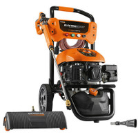 Generac 7143 Electric Start 3100 PSI Pressure Washer System