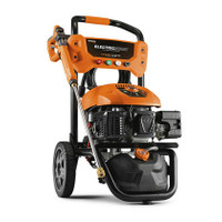 Generac 7132 Electric Start 3100 PSI Pressure Washer System