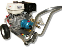 Pressure-Pro E4042HCI 4200 PSI @ 4.0 GPM, Pressure Washer HONDA GX390 ENGINE  CAT Pump