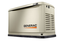 Generac 70291 Guardian Series 9kW with Wi-Fi Mobile Link Home Standby Generator Alum Enclosure