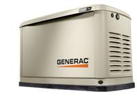 Generac 70311 Guardian Series 11kW Wi-Fi Mobile Link Home Standby Generator 1ph Alum Enclosure