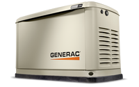 Generac 70351  Wi-Fi Guardian Series 16kW Home Standby Generator 1ph Alum Enclosure