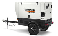 Generac MDG25 IF4 Mobile Towable Generator