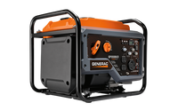 Generac GP3500iO 3500 Watt Portable Open Frame Inverter Generator 7128